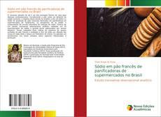 Portada del libro de Sódio em pão francês de panificadoras de supermercados no Brasil