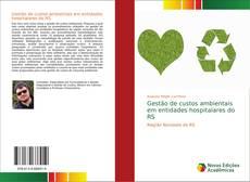 Portada del libro de Gestão de custos ambientais em entidades hospitalares do RS
