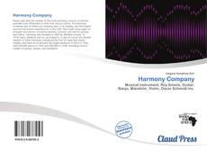 Обложка Harmony Company