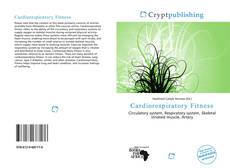 Bookcover of Cardiorespiratory Fitness