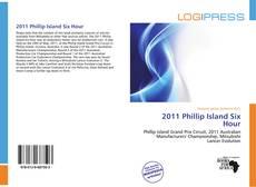 Обложка 2011 Phillip Island Six Hour