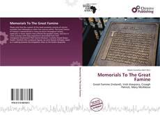Portada del libro de Memorials To The Great Famine