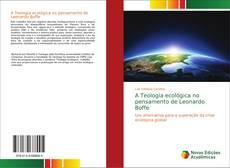 Copertina di A Teologia ecológica no pensamento de Leonardo Boffe