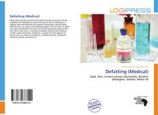 Bookcover of Defatting (Medical)