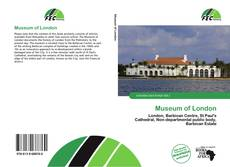 Bookcover of Museum of London