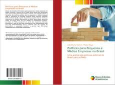 Обложка Políticas para Pequenas e Médias Empresas no Brasil