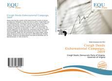 Buchcover von Creigh Deeds Gubernatorial Campaign, 2009