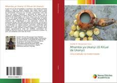 Mhamba ya Ukanyi (O Ritual de Ukanyi) kitap kapağı