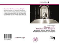 Portada del libro de Church of the Annunciation, Brighton