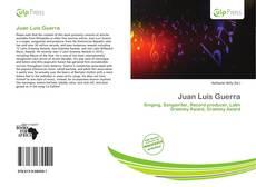 Bookcover of Juan Luis Guerra