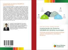 Implantação do Sistema SIG/BIM em âmbito municipal kitap kapağı