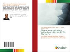 Síntese, caracterização e aplicação de HDLs Mg-Al, Zn-Al e Mg-Fe的封面