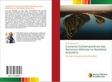 Portada del libro de Contexto Contemporâneo dos Recursos Hídricos no Nordeste Brasileiro