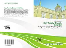 Borítókép a  Holy Trinity Church, Brighton - hoz