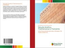 Bookcover of Solução Analítica Tridimensional e Transiente