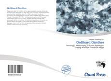 Portada del libro de Gotthard Günther