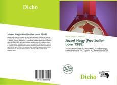 Capa do livro de József Nagy (Footballer born 1988)