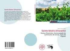 Bookcover of Sainte-Sévère (Charente)