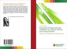 Capa do livro de Avaliação da Segurança do Trabalho na Limpeza Urbana em Campo Grande