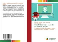 Portada del libro de O perfil do aluno e o uso das tecnologias na EAD