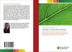 Copertina di Edução e Interculturalidade