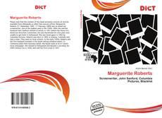 Copertina di Marguerite Roberts