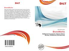Bookcover of BronxWorks