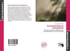 Buchcover von Austrodanthonia Caespitosa
