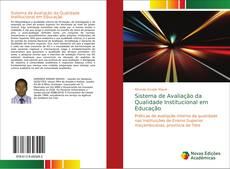 Capa do livro de Sistema de Avaliação da Qualidade Institucional em Educação