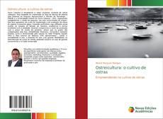 Portada del libro de Ostreicultura: o cultivo de ostras