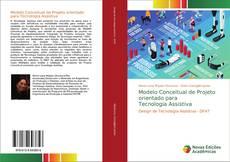Capa do livro de Modelo Conceitual de Projeto orientado para Tecnologia Assistiva