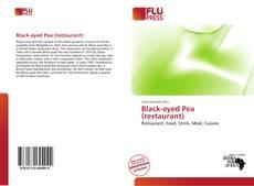 Bookcover of Black-eyed Pea (restaurant)