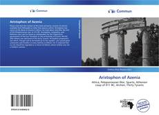 Bookcover of Aristophon of Azenia