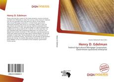 Bookcover of Henry D. Edelman