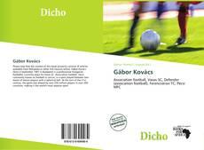 Borítókép a  Gábor Kovács - hoz