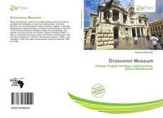 Grosvenor Museum kitap kapağı