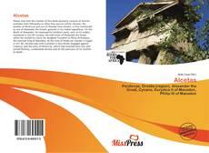 Capa do livro de Alcetas