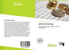 Portada del libro de APCOA Parking