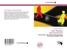 Обложка Jim Thomas (Screenwriter)
