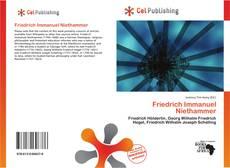 Bookcover of Friedrich Immanuel Niethammer