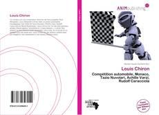 Buchcover von Louis Chiron
