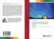 Copertina di Inclusão educacional para ciganos: uma abordagem prática