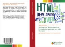 Capa do livro de Arquitetura de Dispositivos Inteligentes aplicada em Lab. Remotos