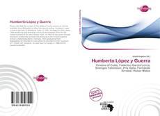Portada del libro de Humberto López y Guerra