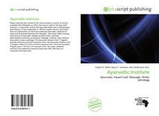 Ayurvedic Institute的封面