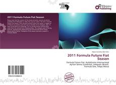 Bookcover of 2011 Formula Future Fiat Season