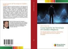 Curso Superior de Tecnologia em Gestão e Negócios kitap kapağı
