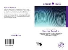 Buchcover von Maurice Tompkin