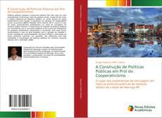 Buchcover von A Construção de Políticas Públicas em Prol do Cooperativismo