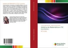 Couverture de História da Matemática e TIC no ensino